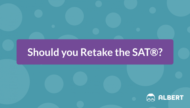 Should you Retake the SAT®