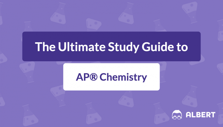 The Ultimate Study Guide to AP® Chemistry