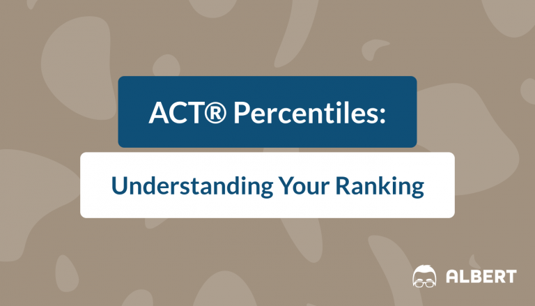 ACT Percentiles: Understanding Your Ranking
