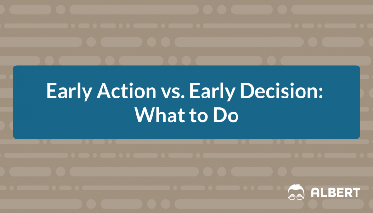 Early Action vs. Early Decision: What to Do