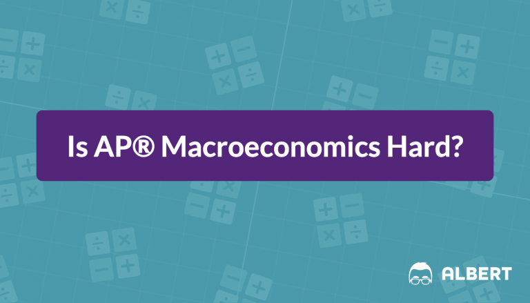 Is AP® Macroeconomics Hard?