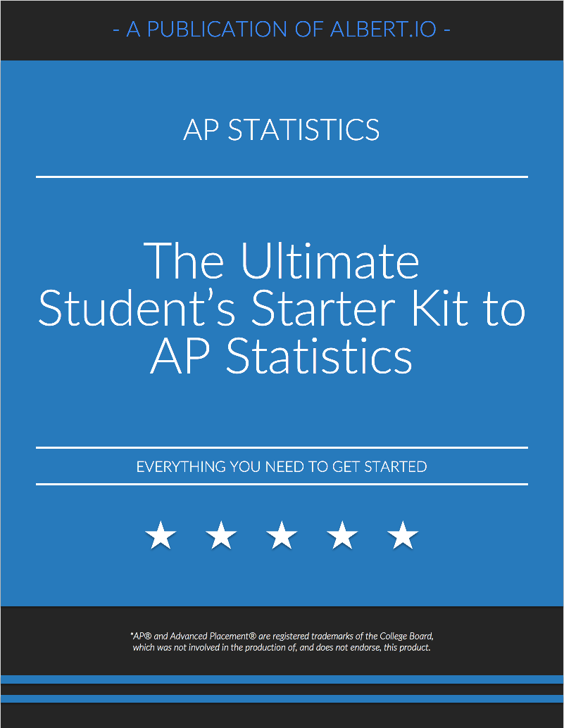 Become An Insider: Not Sure Where To Start When Ites To Preparing For  Ap Statistics? No Worries! We've Got Your Back With This 124page Free Ap