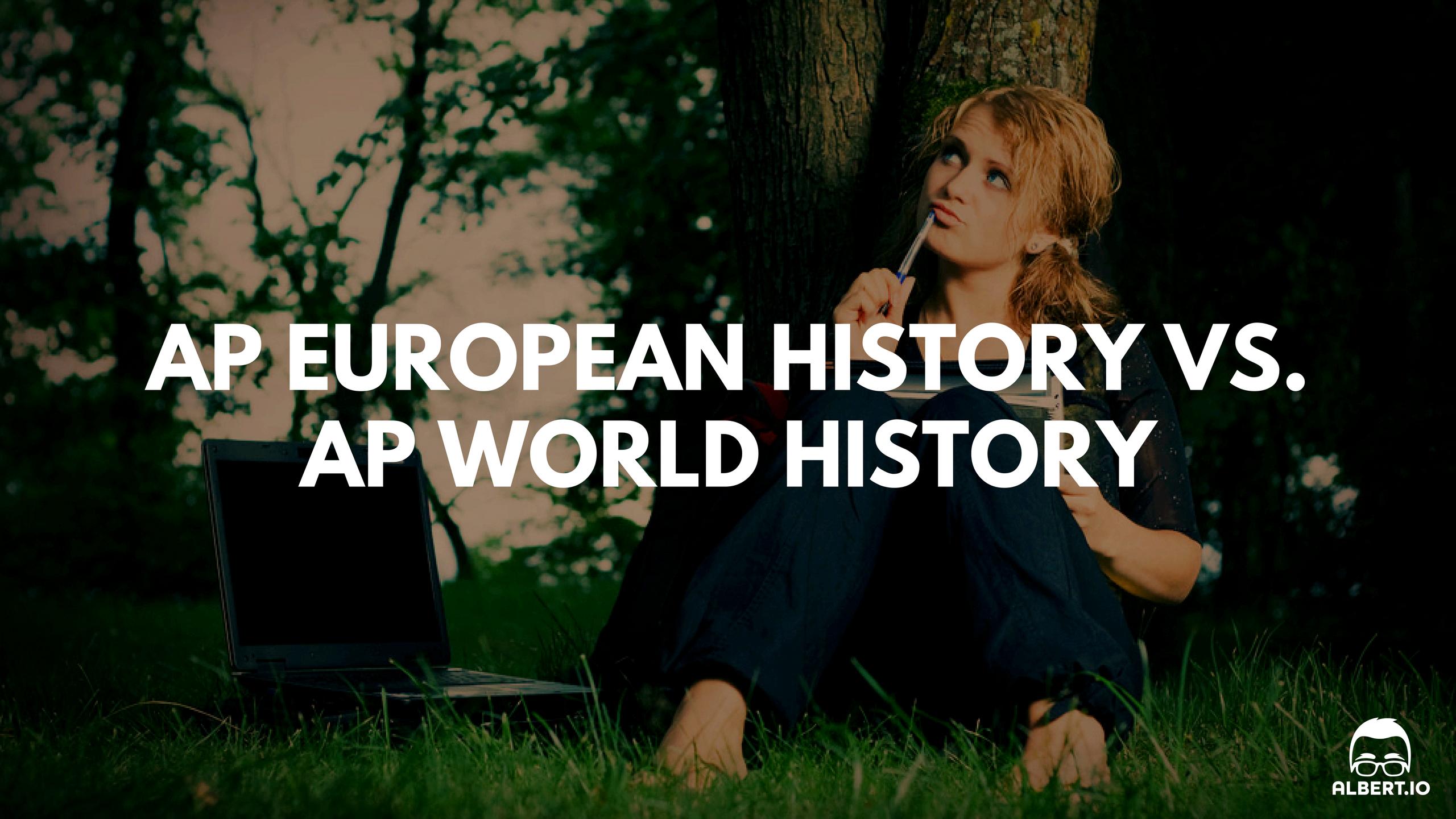 past ap european history essays