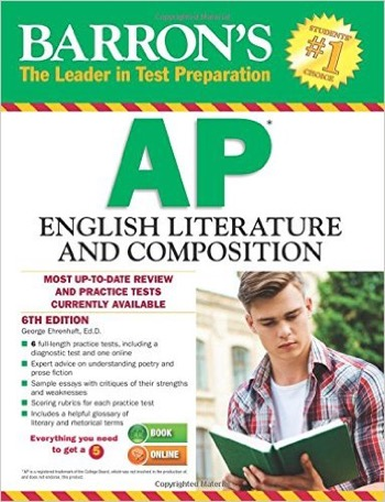 Amazon com  Barron s AP English Literature and Composition   th     The Adventures of Captain Underpants  Captain Underpants  Book   Book Review