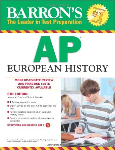 the best ap european history review books of io barron s ap european history 6th edition 6th edition