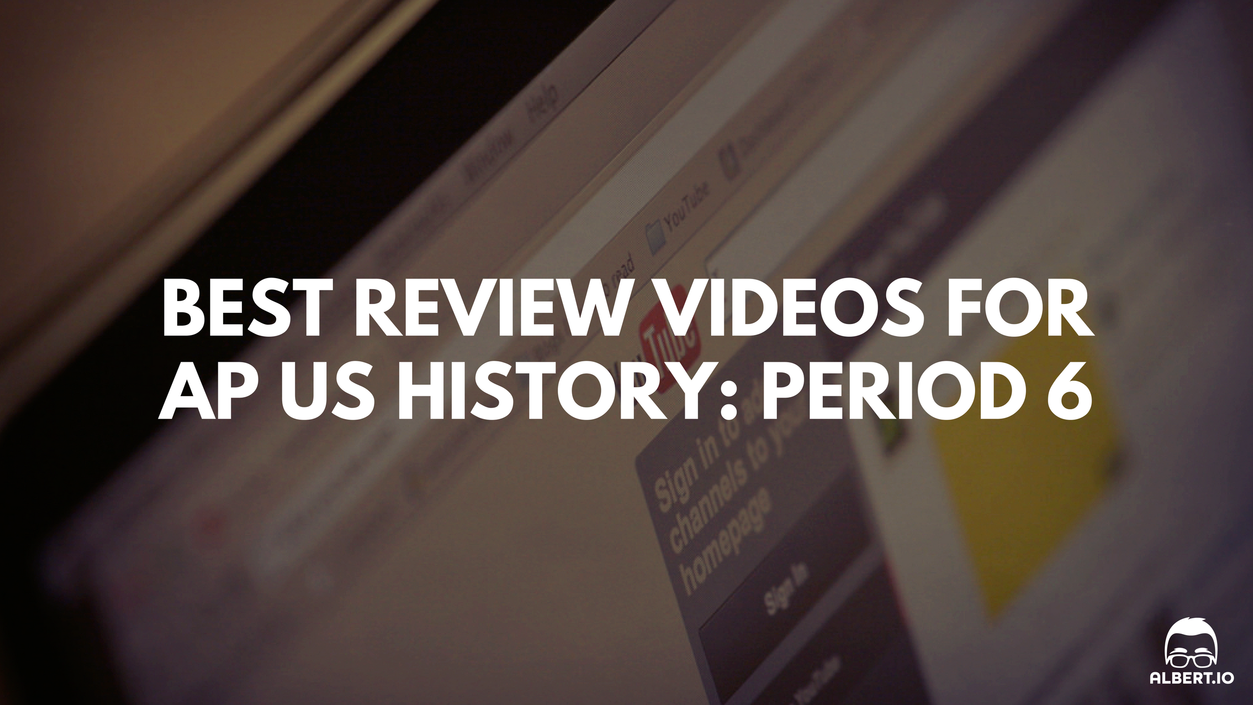 Best Review Videos for AP US History: Adam Norris APUSH