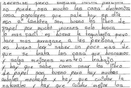 crack in spanish language