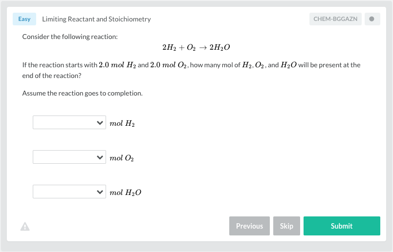 Balancing Chemical Equations Practice And Review Albert