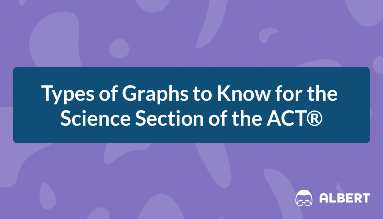 Types of Graphs to Know for the Science Section of the ACT