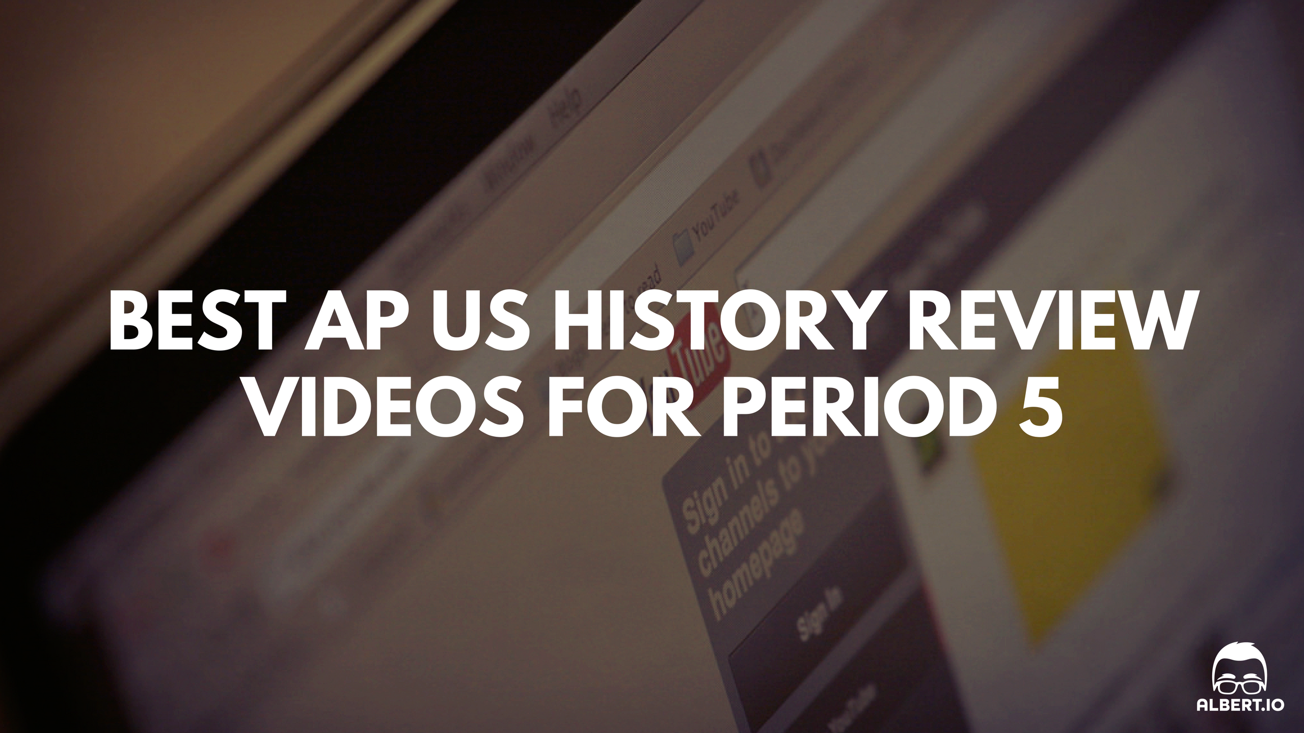 Best AP US History Review Videos: Adam Norris's APUSH Review