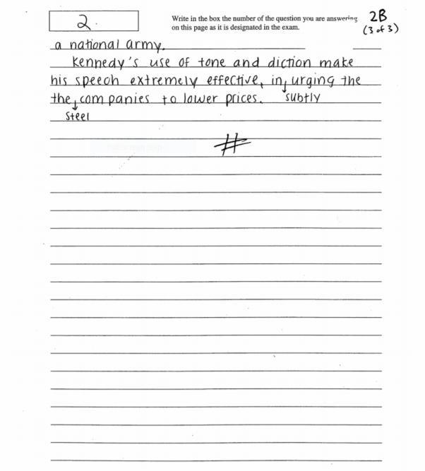 Descriptive english essays