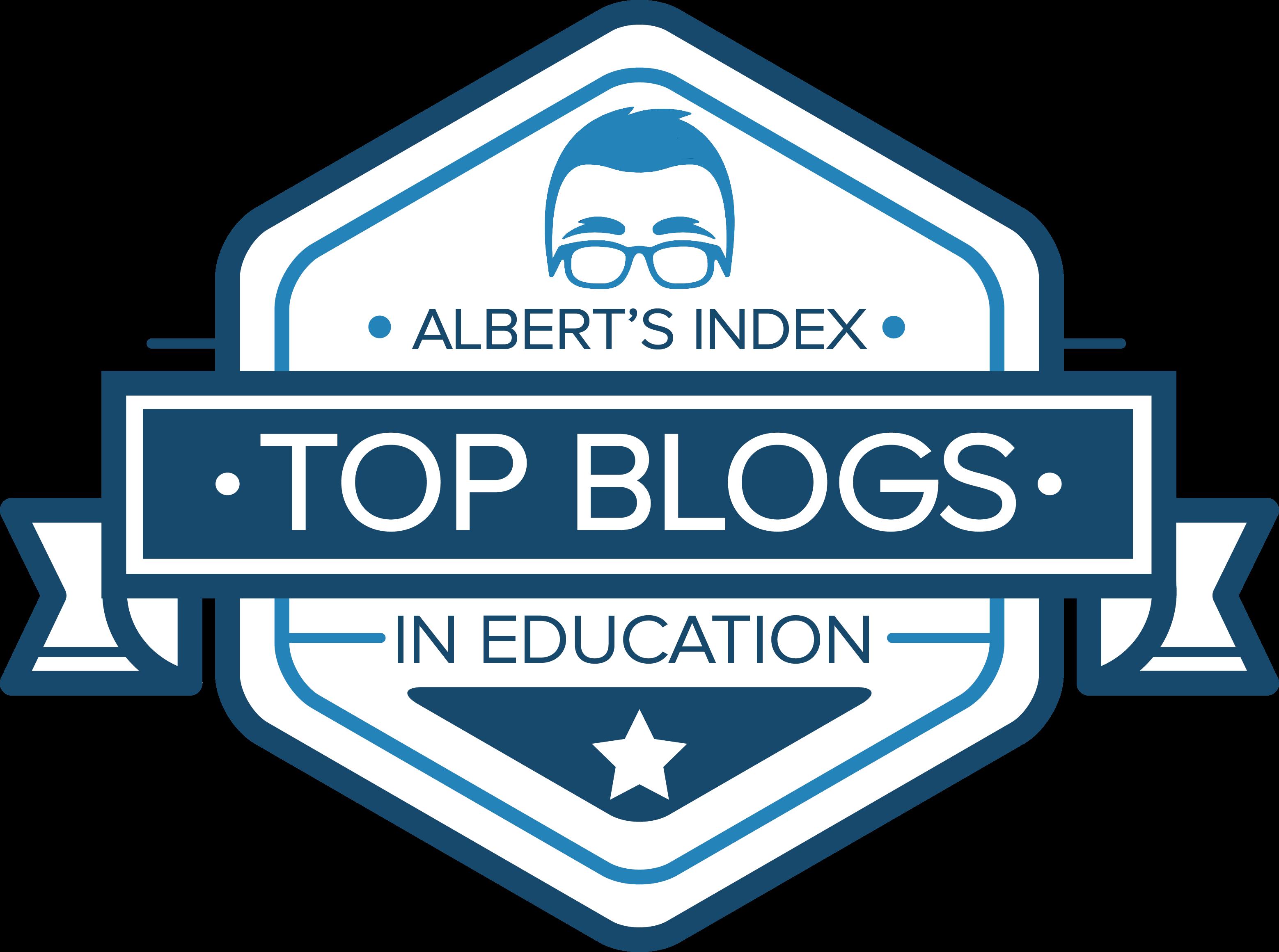 https://www.albert.io/blog/wp-content/uploads/2017/06/Top-Blog-Badge.png