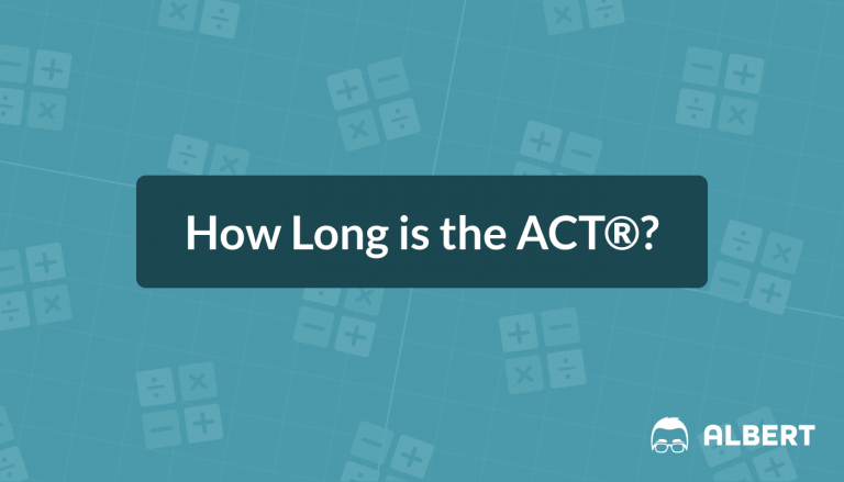 How Long is the ACT?