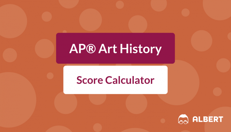 AP® Art History Score Calculator