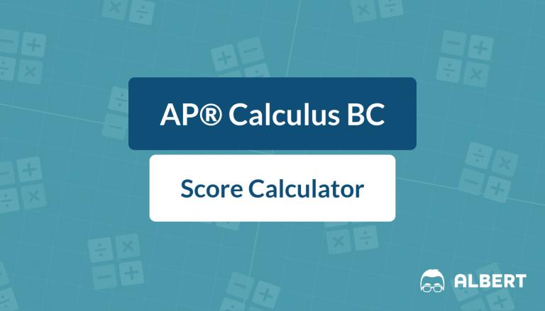 AP® Calculus BC Score Calculator