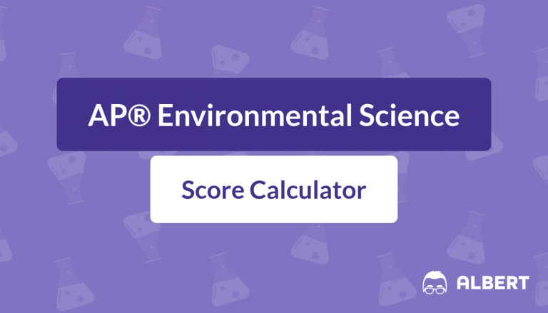 AP® Environmental Science Score Calculator