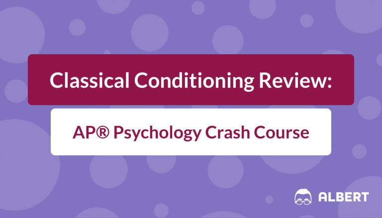 Classical Conditioning Review - AP® Psychology Crash Course