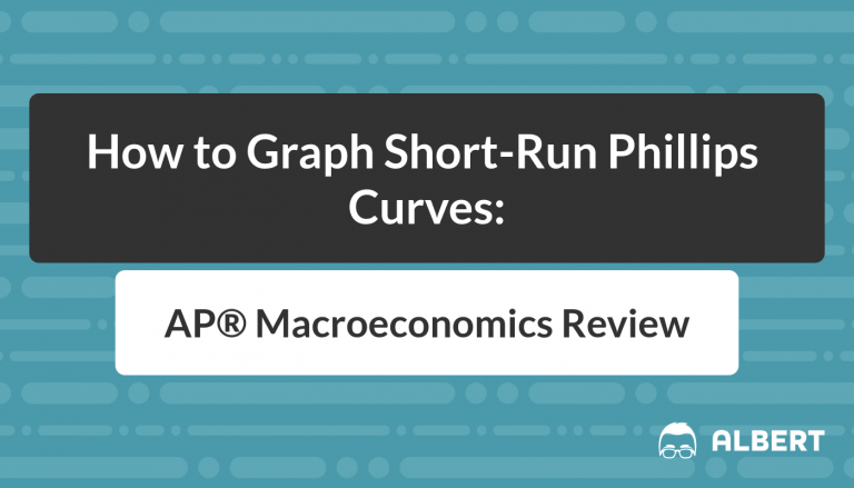 How to Graph Short-Run Phillips Curves - AP® Macroeconomics Review