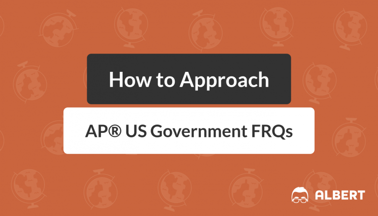 How to Approach AP® US Government FRQs