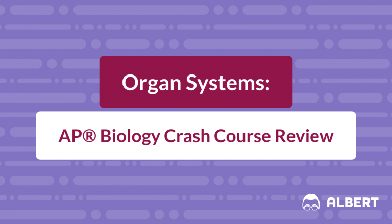 Organ Systems - AP® Biology Crash Course Review