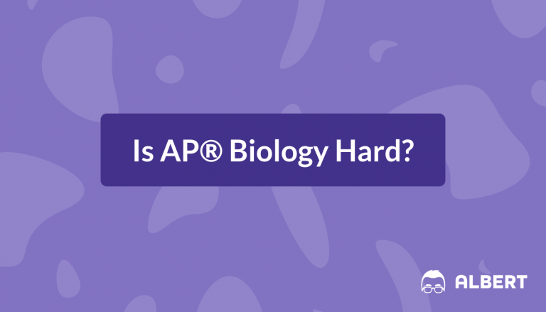 Is AP® Biology Hard?