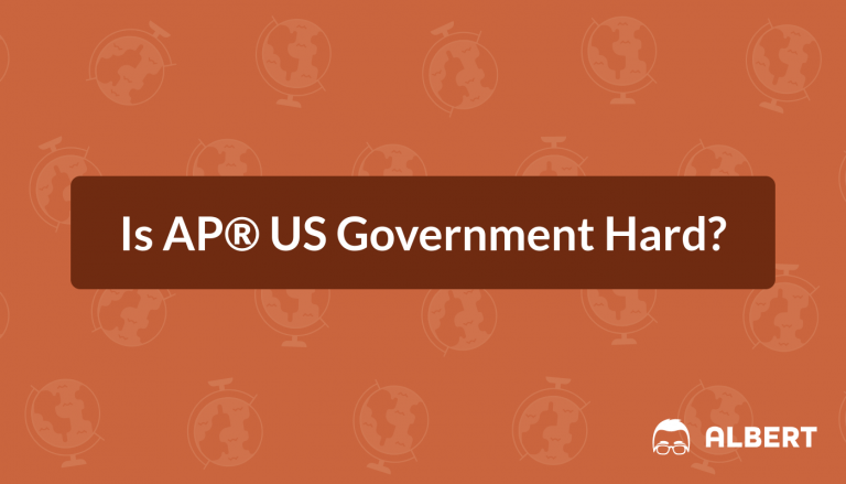 Is AP® US Government Hard?