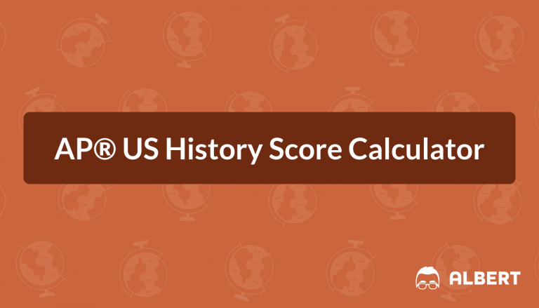 AP® US History Score Calculator