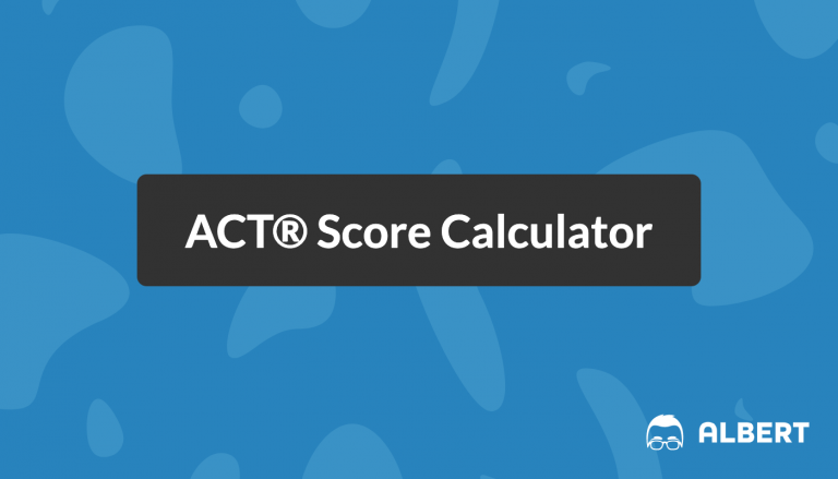 act score calculator