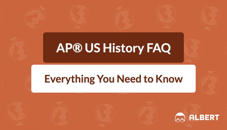 AP® US History faq