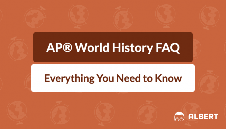 AP® World History faq
