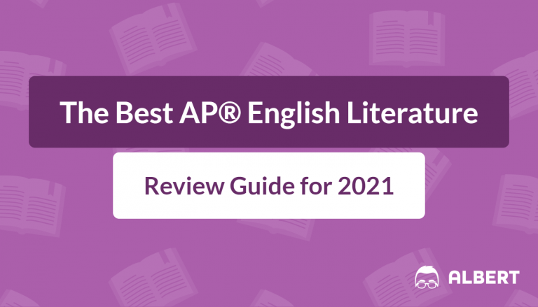 The Best AP® English Literature Review Guide for 2021