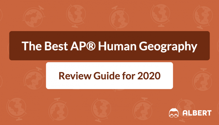 The Best AP® Human Geography Review Guide for 2020