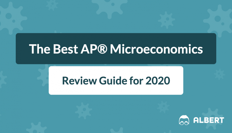 The Best AP® Microeconomics Review Guide for 2020