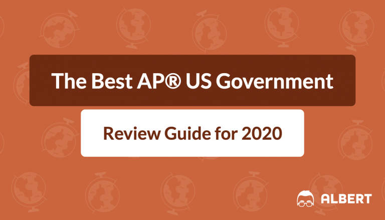 The Best AP® US Government Review Guide for 2020