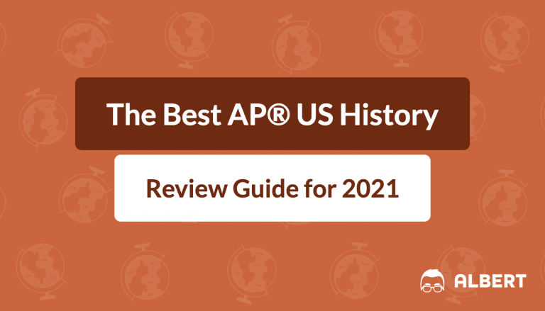 The Best AP® US History Review Guide for 2021