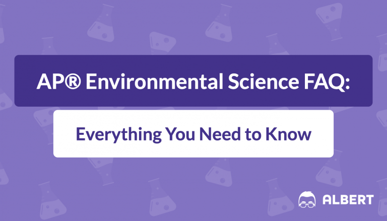 AP® Environmental science faq