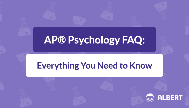 AP® Psychology faq