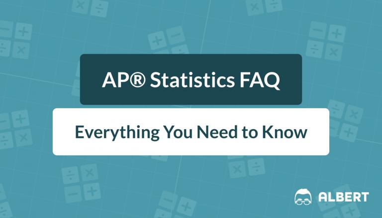 AP® Statistics faq
