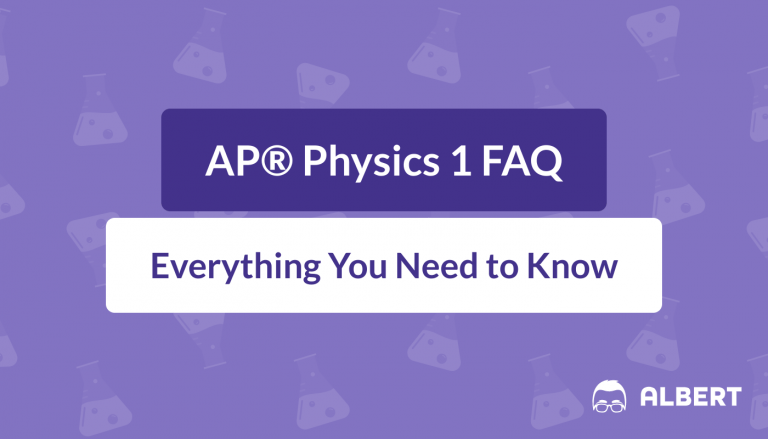 AP® Physics 1 faq