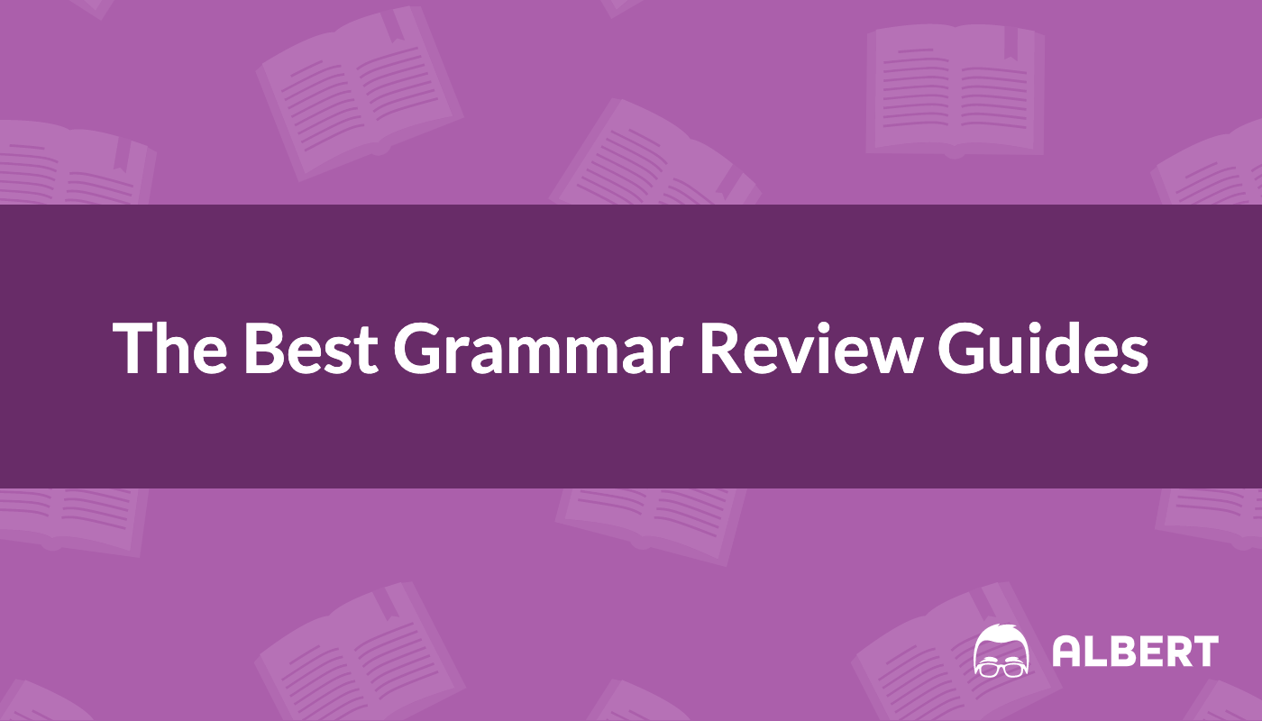 best grammar review guides